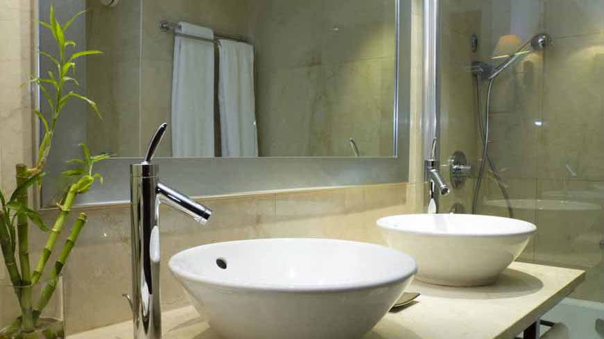 bathroom 2 sink vanity design